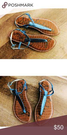 e6a59e951b00 Sam Edelman Gigi Thong sandals Like new sandals