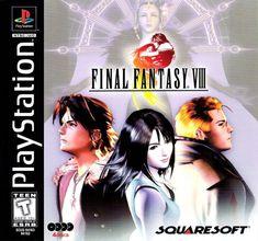 Final Fantasy VIII - Playstation, 1999