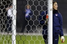 Hope Solo.(Geoff Burke/USA Today Sports) Hope Solo, Usa Today Sports, Goalkeeper, Goaltender, Fo Porter