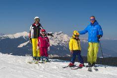 #trentinofamily #skiarea #alpecimbra #folgaria #lavarone #lusérn per una vacanza a misura di #bambino!