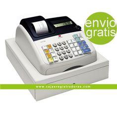 cajasregistradoras.com les ofrece la Caja Registradora Olivetti ECR 7100 x solo 99€ IVA y Envio incluidos.