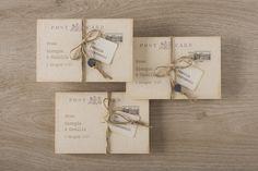 titanic-partecipazione-matrimonio-tema-viaggio-top Place Cards, Gift Wrapping, Place Card Holders, Yuu, Gifts, Gift Wrapping Paper, Presents, Wrapping Gifts, Favors