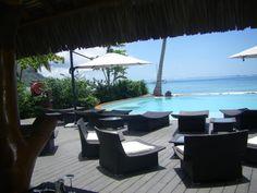 La Pita Resort Huahine, French Polynesia Fresh water pool area