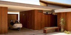 A Beautifully Restored A. Quincy Jones House in Los Angeles