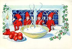 Altijd Stenberg, Elves kerstmaal - Huuto.net