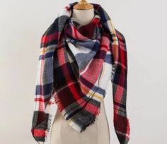 Pre Order Blanket Scarf