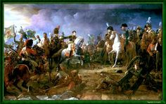 Maupetit fought in The Battle of Austerlitz, Dec 5 1805 (not in this painting)