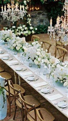 Maui Weddings, Romantic Weddings, Outdoor Weddings, Outdoor Wedding Chairs, Romantic Wedding Flowers, Wedding Reception Flowers, White Weddings, Spring Weddings, Outdoor Parties