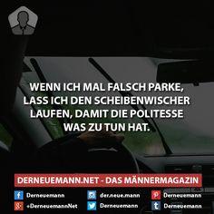 Falschparken #derneuemann #humor #lustig #spaß #parken