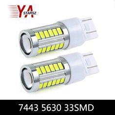 Nice 2pcs White 30-smd 4014 H3 Led Replacement Bulbs For Car Fog Lights Daytime Running Lights Drl Lamps Ice Blue Yellow
