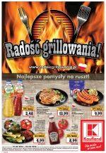 Oferta specjalna Kaufland - Radość grillowania!