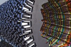Modern Art - 3D Optical Illusions by Ara Peterson