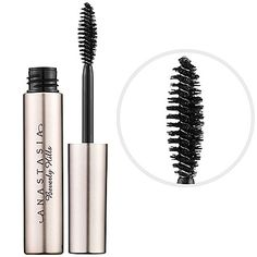Sets those puppies in stone without even looking like you've got anything on your brows. Must have! Brow Gel - Anastasia Beverly Hills   Sephora