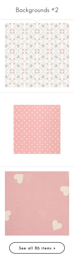 """""""Backgrounds #2"""" by jenisecor ❤ liked on Polyvore featuring wallpaper, backgrounds, fillers, pink, patterns, pictures, frames, borders, outlines and texture"""