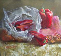 Paprika__pastel by Silja Salmistu