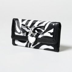 Zebra Love Wallet