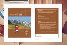Diseño de cuaderno didáctico para los Picos de Europa
