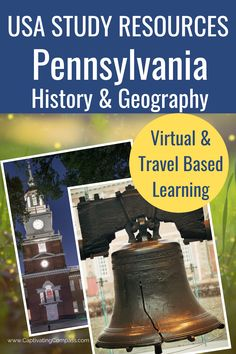 These Pennsylvania Virtual Learning Resources for History & Geography will help you learn on location using the world as your classroom.