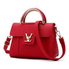 Fashion Women Bag PU Leather Shoulder Diagonal Package Handbag Women Messenger Crossbody Small Bag Michael Handbag Bolsa#XQ2450