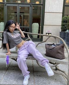 Cute Swag Outfits, Cute Comfy Outfits, Chill Outfits, Dope Outfits, Retro Outfits, Trendy Outfits, Streetwear Mode, Streetwear Fashion, Teen Fashion Outfits