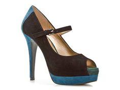 BCBG Paris Frannkie Pump Peep Toes Pumps & Heels