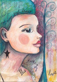 art journal - march 2011    Please LIKE, REPIN, SHARE :) !    hmmm