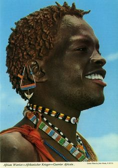 John Hinde postcards of Africa