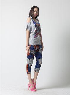#trousers at www.koreanfashionista.com