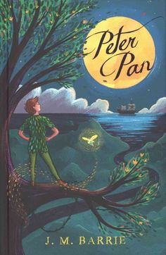 Fly with Peter Pan to Neverland, a wondrous place where children never grow up…