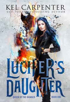 Lucifer's Daughter – Custom book cover design for print, digital and audio books Teen Romance Books, Paranormal Romance Books, Romance Novels, Book Suggestions, Book Recommendations, Books To Buy, Books To Read, Queen Of The Damned, Fantasy Book Covers