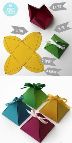 Petits paquets cadeaux