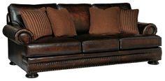 Bernhardt | Foster Sofa (5177L)  w98 x d44 x 37 minus the pillow color