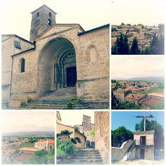 Découverte du #patrimoine d'Etoile-sur-Rhône ! Un cadre idéal pour se balader !  #MagnifiqueFrance @JaimelaFrance_