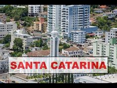 🌎 Santa Catarina | 10 Cidades Mais Populosas de Santa Catarina