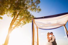 Mel and Kyle: Fraser Island set the scene for an incredible day | Photo: Envision Photography | #kingfisherbay #fraserisland #destinationwedding #fraserislandwedding #fraserwedding http://www.fraserislandweddings.com.au/ #AccorAustralia #Mercure