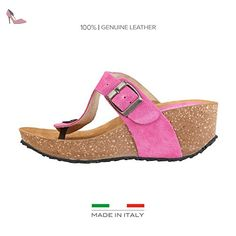 Superga , Sandales habillées femme - rose - fuchsia, EU 41 EU - Chaussures superga (*Partner-Link)