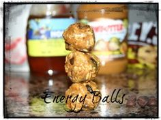 Healthy Snack: Energy Balls