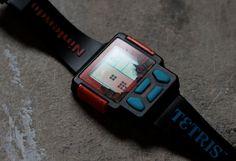 Vintage Tetris Nintendo Game Watch by HerbysCloset