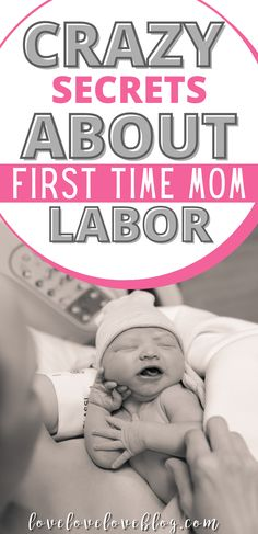 Are you a first time mom wondering how to prepare for labor? Here's everything that happens during delivery that no one else will tell you. When it comes to the pain, the humor and craziness of it all, I've got you covered. Whether you're planning to give birth naturally or with an epidural, these tips will give you clarity on what to expect and confidence that you can push through it all for your bundle of joy! #pregnant #givingbirth #newborn #pregnancy #newmom #baby