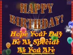 Animated Happy Birthday Wishes, Birthday Wishes Songs, Happy Birthday Greetings Friends, Happy Birthday Wishes Photos, Happy Birthday Wishes Images, Cute Happy Birthday, Happy Birthday Celebration, Happy Birthday Friend, Happy Birthday Cakes
