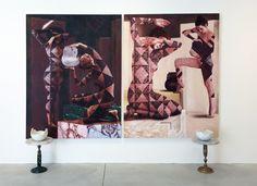 Alison Blickle, Betrayal (Installation)