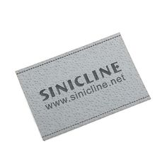 Leather Label_Garmenthangtags Pvclabels Woven Labels Fabric Labels-Sinicline