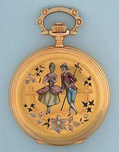 Bogoff Antique Pocket Watches #6310