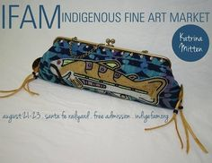 The creativity, quality and enthusiasm will make the IFAM events memorable. Be sure and attend this August art show in Santa Fe.#ifam