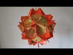 CNY TUTORIAL NO. 10 - Chinese New Year Red Packet (Hongbao) Lantern