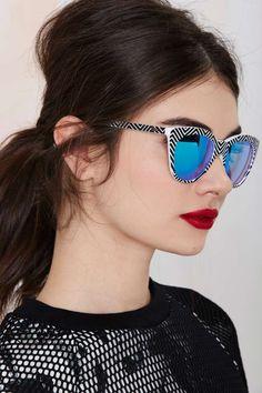 Quay Isabelle Cat-Eye Shades - Eyewear | Accessories