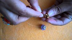 Belly Button Rings, Youtube, The Creator, Stud Earrings, Make It Yourself, Beading, Jewelry, Videos, Diy