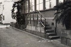 用途不明の階段