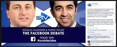 STV promo for facebook debate
