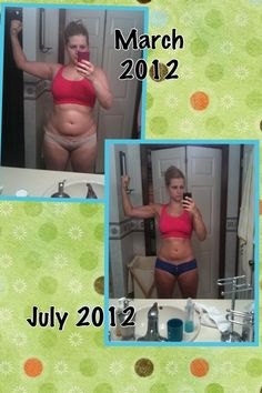 Incredible Insanity Beachbody Challenge Success! It took her 4 months.  I'm not giving up!
